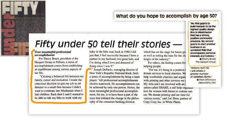 Westchester Business Journal - 9/25/1997